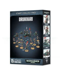 Warhammer 40k: Start Collecting! Drukhari (2018)