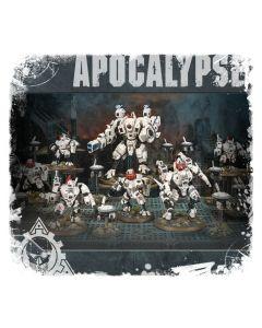 Warhammer 40k: Apocalypse: Tau Empire Vanguard Detachment