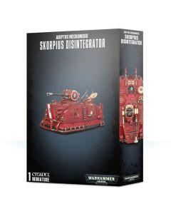 Warhammer 40k: Adeptus Mechanicus: Skorpius Disintegrator