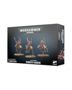Warhammer 40k: Adeptus Mechanicus: Serberys Raiders