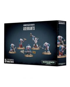 Warhammer 40k: Genestealer Cults: Aberrants