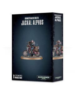 Warhammer 40k: Genestealer Cults: Jackal Alphus