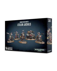 Warhammer 40k: Genestealer Cults: Atalan Jackals