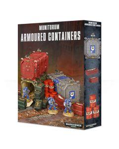 Warhammer 40k: Munitorium Armoured Containers