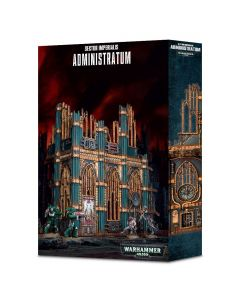 Warhammer 40k: Sector Imperialis: Administratum