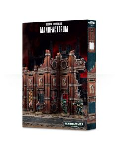 Warhammer 40k: Sector Imperialis: Manufactorum