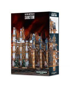 Warhammer 40k: Sector Imperialis: Sanctum