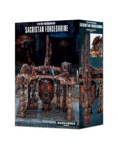 Warhammer 40k: Sector Mechanicus: Sacristan Forgeshrine