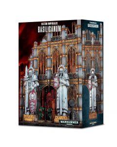 Warhammer 40k: Sector Imperialis: Basilicanum