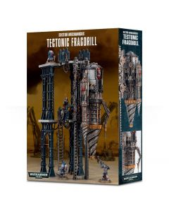 Warhammer 40k: Sector Mechanicus: Tectonic Fragdrill