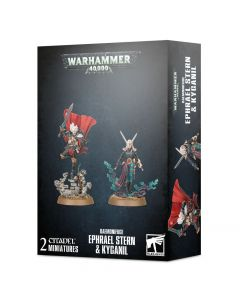 Warhammer 40k: Daemonifuge: Ephrael Stern & Kyganil