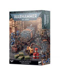 Warhammer 40k: Battlezone Manufactorum: Conservators