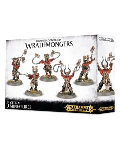 Warhammer AoS: Khorne Bloodbound: Wrathmongers