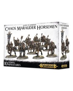 Warhammer AoS: Slaves to Darkness: Chaos Marauder Horsemen
