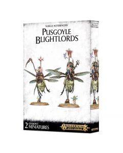 Warhammer AoS: Nurgle Rotbringers: Pusgoyle Blightlords