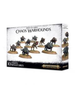 Warhammer AoS: Beast of Chaos: Chaos Warhounds