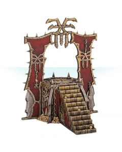 Warhammer AoS: Blades of Khorne: Skull Altar