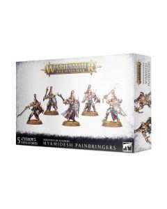Warhammer AoS: Hedonites of Slaanesh: Myrmidesh Painbringers