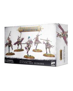 Warhammer AoS: Hedonites of Slaanesh: Slickblade Seekers