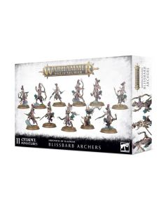 Warhammer AoS: Hedonites of Slaanesh: Blissbarb Archers
