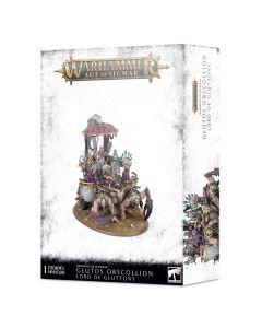Warhammer AoS: Hedonites of Slaanesh: Glutos Orscollion Lord of Glutonny