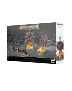 Warhammer AoS: Slaves To Darkness: Endless Spells