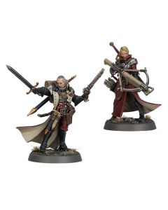 Warhammer AoS: Cities of Sigmar: Galen & Doralia ven Denst