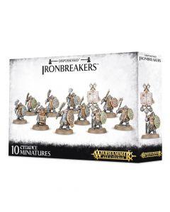 Warhammer AoS: Dispossessed: Ironbreaker