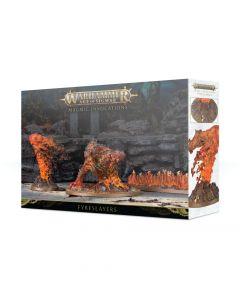 Warhammer AoS: Fyreslayers: Magmic Invocations