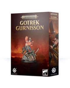 Warhammer AoS: Gotrek Gurnisson