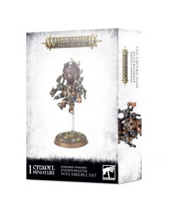 Warhammer AoS: Kharadron Overlords: Endrinmaster with Dirigible Suit