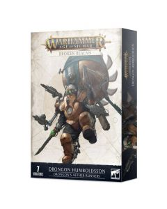Warhammer AoS: Broken Realms: Drongon's Aether-Runners