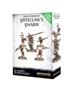 Warhammer AoS: Skaven Verminus: Easy To Build Spiteclaw's Swarm