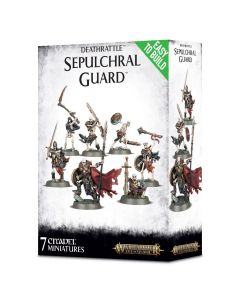 Warhammer AoS: Deathrattle: Easy To Build: Sepulchral Guard
