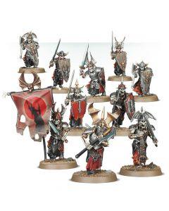 Warhammer AoS: Deathrattle: Grave Guard