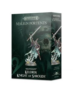 Warhammer AoS: Nighthaunt: Keldrek: Knight of Shrouds