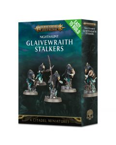 Warhammer AoS: Nighthaunt: Easy to Build Glaivewraith Stalkers