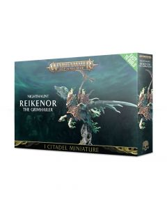 Warhammer AoS: Nighthaunt: Easy to Build Reikenor the Grimhailer