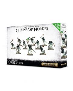 Warhammer AoS: Nighthaunt: Easy to Build Chainrasp Hordes