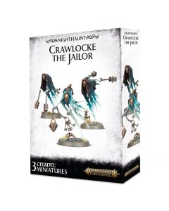 Warhammer AoS: Nighthaunt: Crawlocke the Jailor