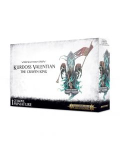 Warhammer AoS: Nighthaunt: Kurdoss Valentian, The Craven King