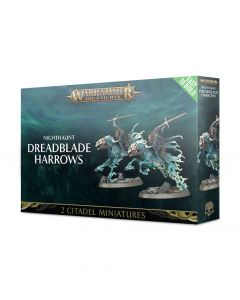 Warhammer AoS: Nighthaunt: Easy to Build Dreadblade Harrows