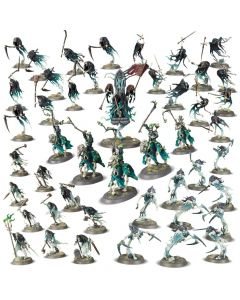Warhammer AoS: Battleforce: Nighthaunt Court Of The Craven King