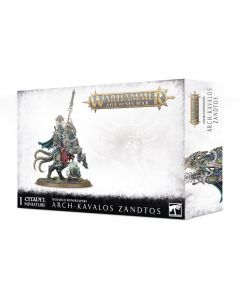 Warhammer AoS: Ossiarch Bonereapers: Arch-Kavalos Zandtos