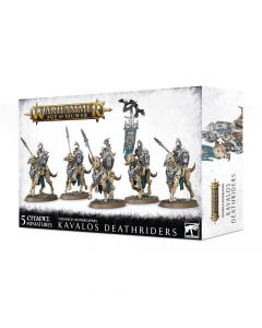Warhammer AoS: Ossiarch Bonereaper: Kavalos Deathriders