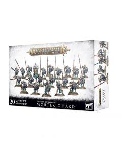 Warhammer AoS: Ossiarch Bonereaper: Mortek Guard