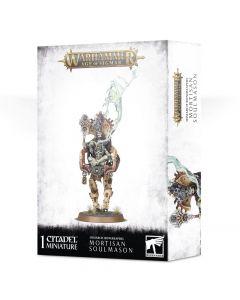Warhammer AoS: Ossiarch Bonereaper: Mortisan Soulmason
