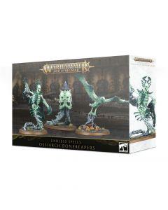 Warhammer AoS: Ossiarch Bonereapers: Endless Spells
