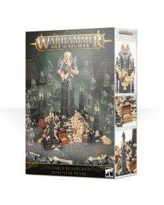 Warhammer AoS: Ossiarch Bonereapers: Bone-tithe Nexus