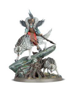 Warhammer AoS: Soulblight Gravelords: Belladamma Volga, First of the Vyrkos
